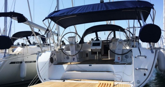 Boat rental Pirovac cheap Cruiser 46