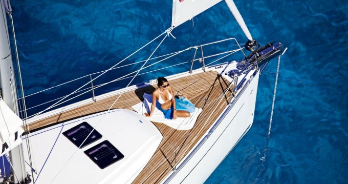 Bavaria Cruiser 46 between personal and professional Pomer