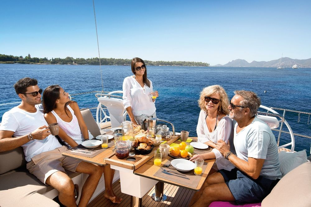 Rent a Bavaria Cruiser 46 Croatie