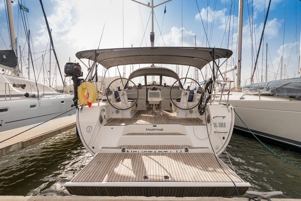 Rental yacht  - Bavaria Bavaria Cruiser 46 - 4 cab. on SamBoat