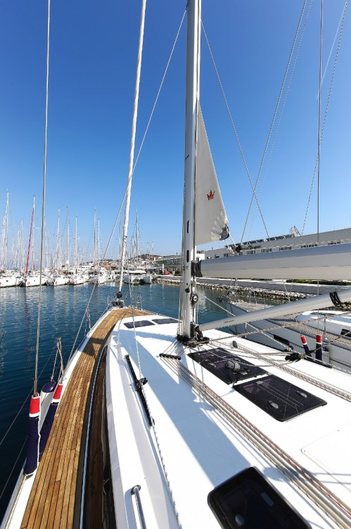 Rental Sailboat in Trogir - Bavaria Cruiser 46