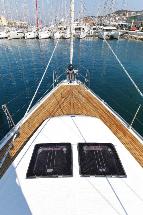 Boat rental Trogir cheap Cruiser 46