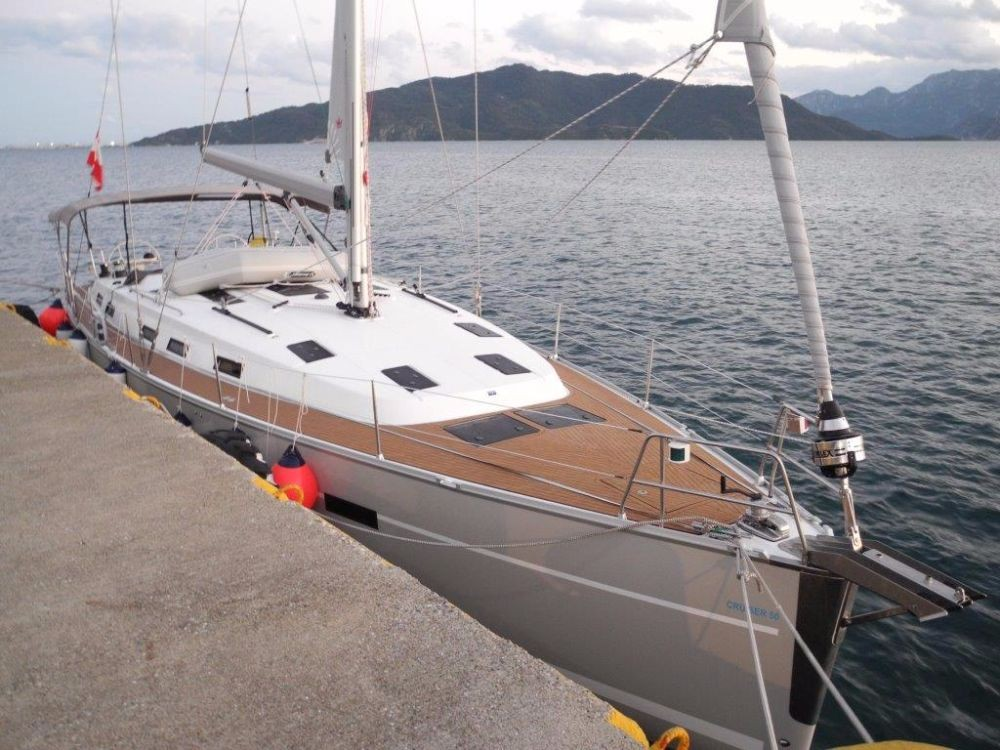 Bavaria Cruiser 50 between personal and professional Göcek