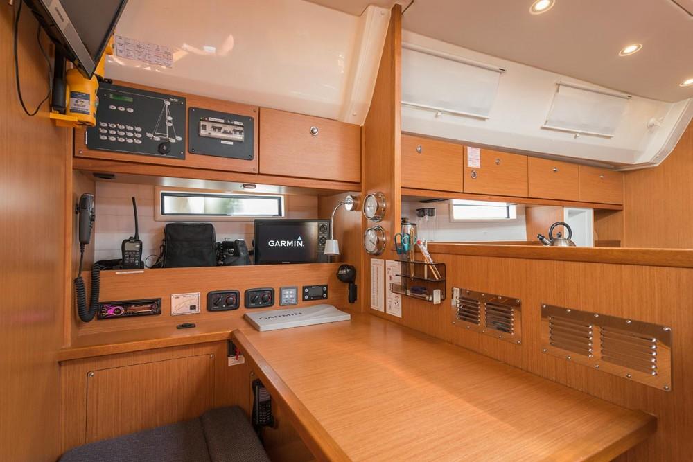 Rental Sailboat in Rodney Bay Marina - Bavaria Bavaria Cruiser 50 - 4 cab.