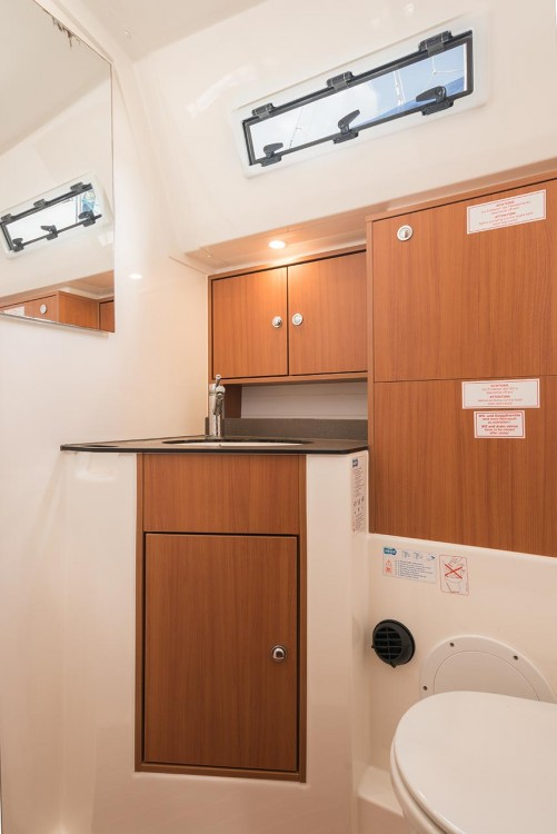Boat rental Rodney Bay Marina cheap Bavaria Cruiser 50 - 4 cab.
