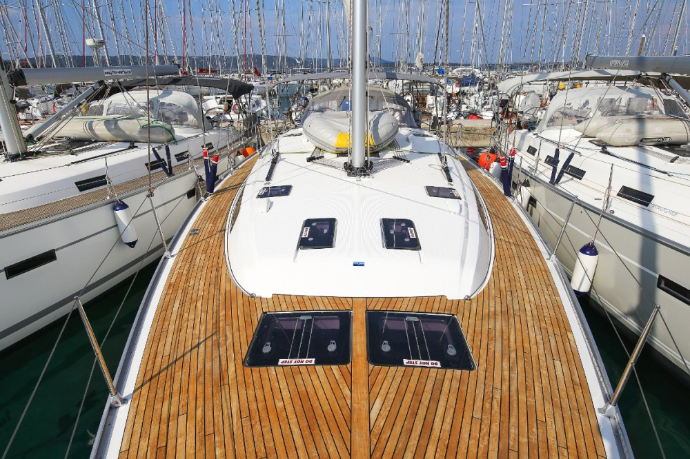 Bavaria Cruiser 51 between personal and professional Grad Pula