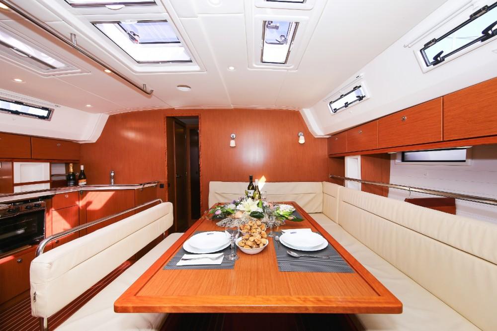 Bavaria Cruiser 50 between personal and professional Trogir