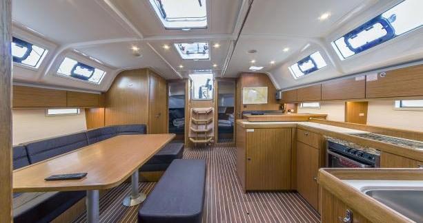 Bavaria Cruiser 51 between personal and professional Punat