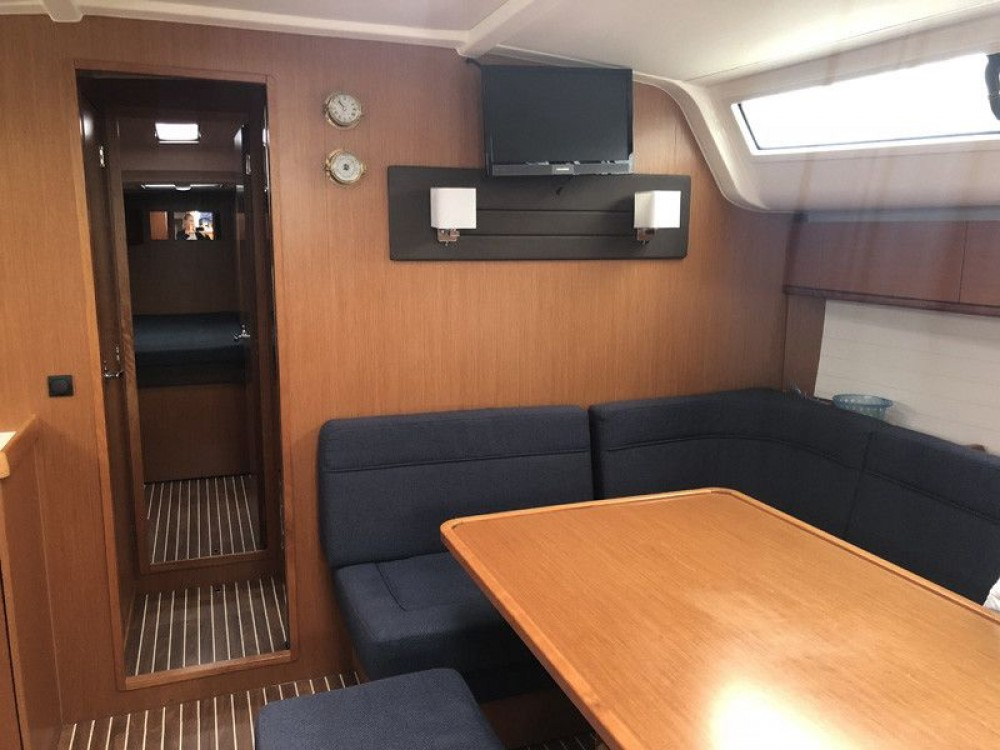 Bavaria Cruiser 51 between personal and professional Općina Sukošan