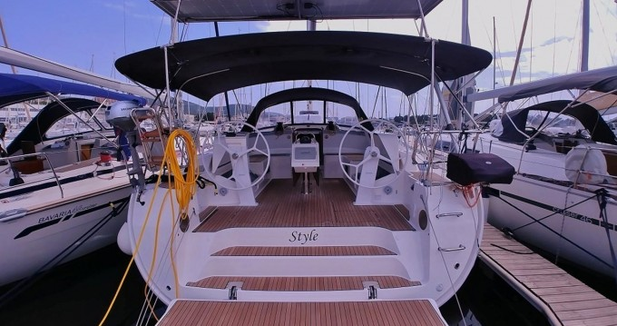 Sailboat for rent Punat at the best price