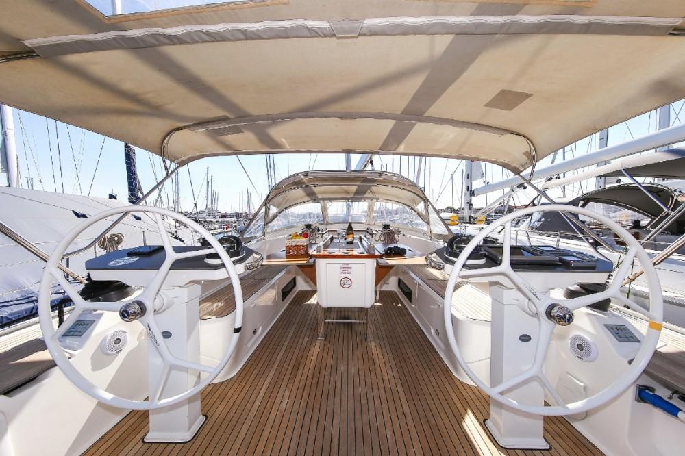 Rent a Bavaria Cruiser 56 Croatia