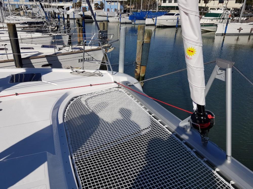 Rent a Dufour Dufour Catamaran 48 Alimos Marina