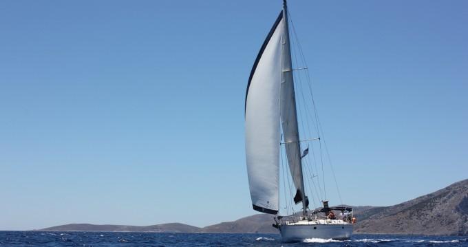 Rental Sailboat in Préveza - Jeanneau Sun Odyssey 52.2