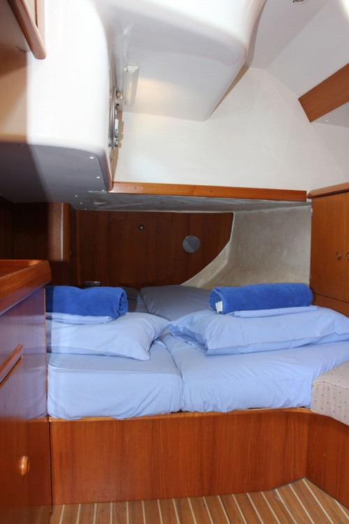 Jeanneau Sun Odyssey 52.2 between personal and professional Preveza
