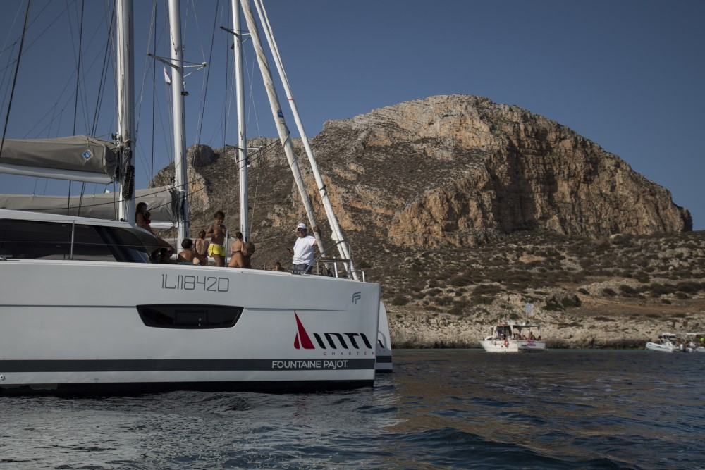 Fountaine Pajot Fountaine Pajot Lucia 40 between personal and professional