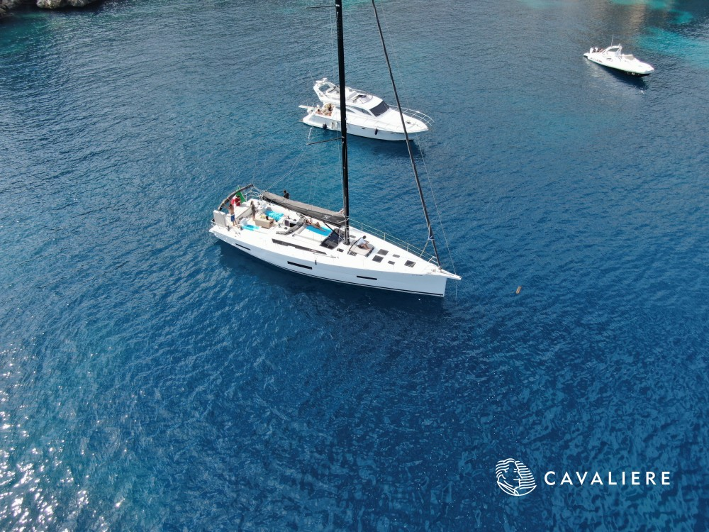 Hire Sailboat with or without skipper Dufour Castellammare del Golfo