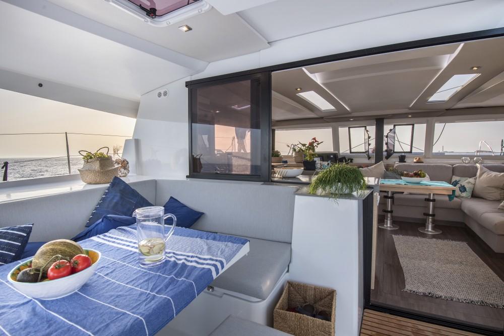 Rental yacht Marsala - Fountaine Pajot Fountaine Pajot Astrea 42 on SamBoat