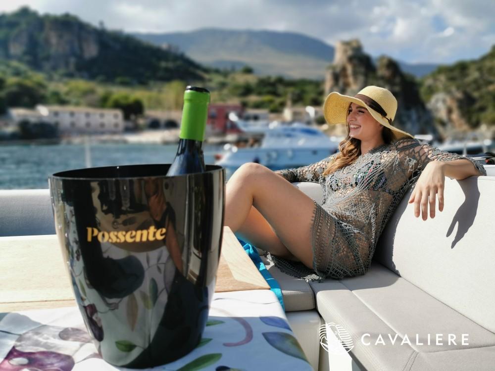 Boat rental Dufour Dufour 56 Exclusive in Castellammare del Golfo on Samboat