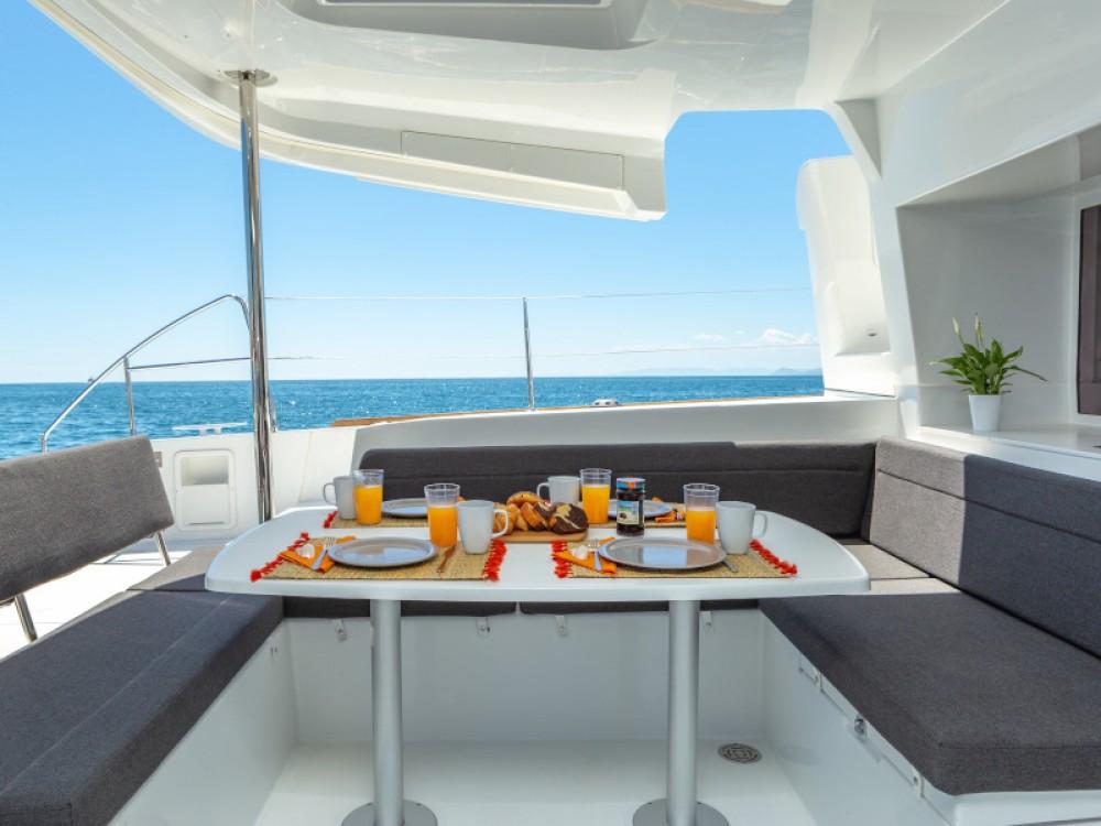 Rental Catamaran in Préveza - Lagoon Lagoon 450  Flybridge