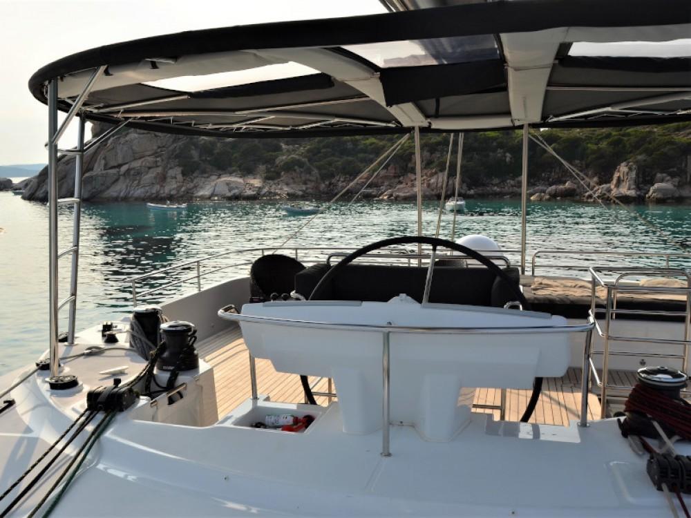 Lagoon Lagoon 560 between personal and professional Marina di Portisco