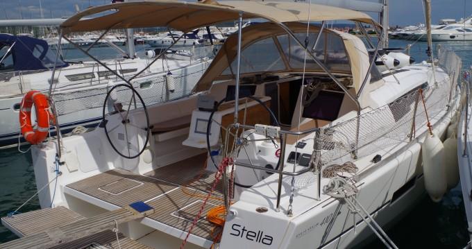 Boat rental Sukošan cheap Dufour 410 GL