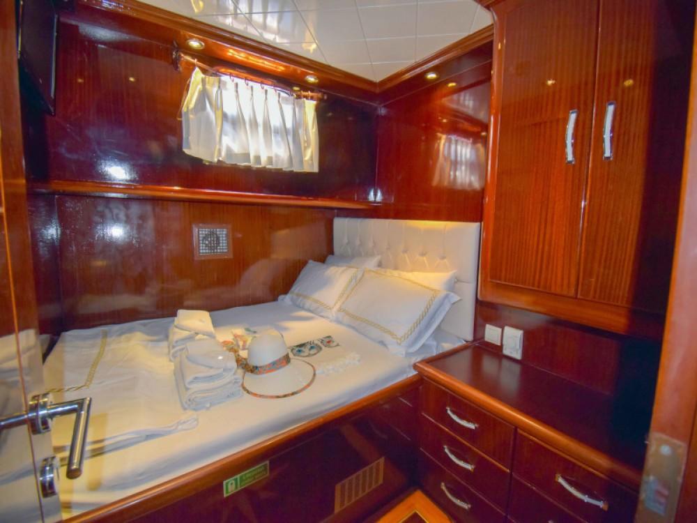 Boat rental Marmaris cheap Gulet - Perla del Mar 1