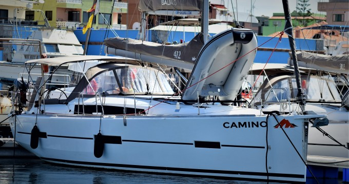 Boat rental Dufour Dufour 412 Grand Large in Lanzarote on Samboat