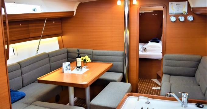 Boat rental Lanzarote cheap Dufour 412 Grand Large