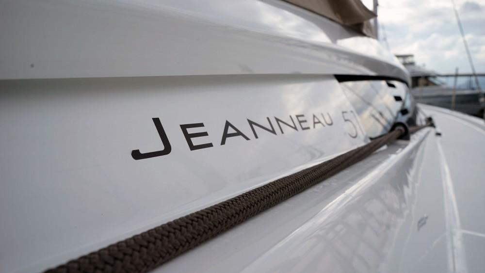 Jeanneau Jeanneau 51 between personal and professional Marmaris