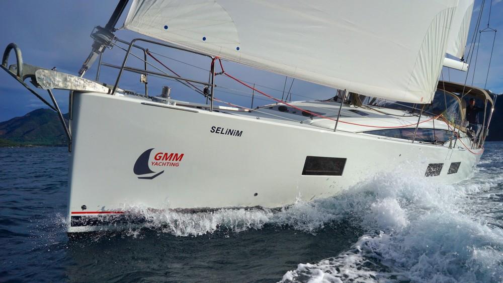 Boat rental Jeanneau Jeanneau 51 in Marmaris on Samboat