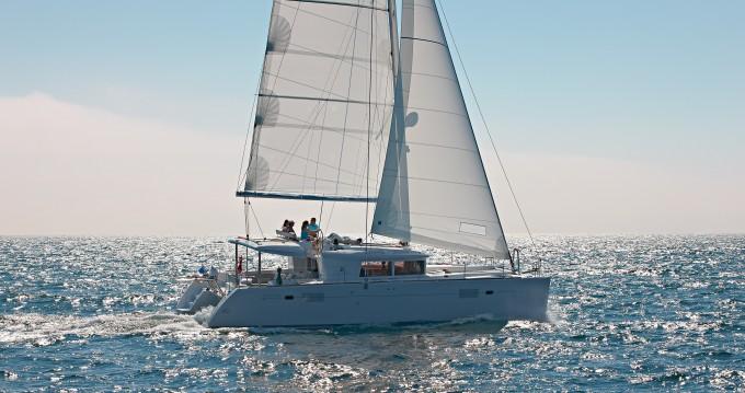 Rental yacht Rogoznica - Lagoon Lagoon 450 F on SamBoat