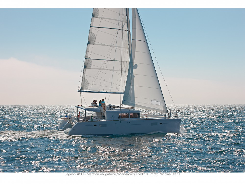 Catamaran for rent Split at the best price
