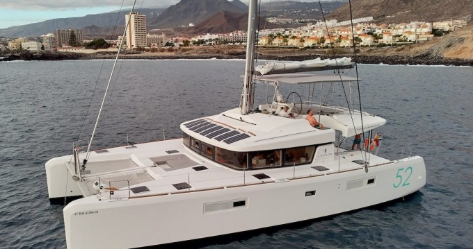 Rent a Lagoon Lagoon 52 F Ibiza Town