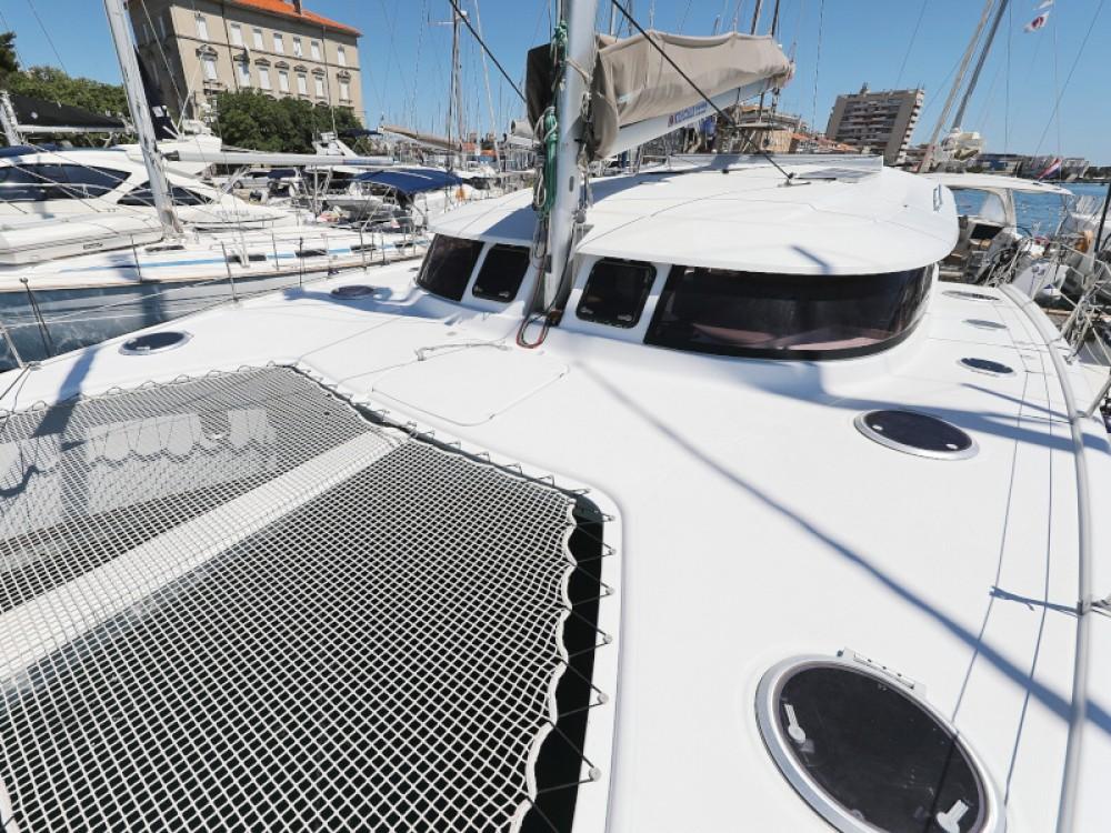 Rent a Fountaine Pajot Lipari 41 Zadar