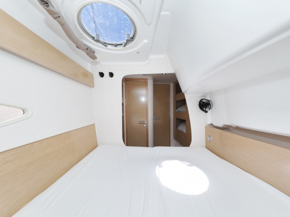 Hire Catamaran with or without skipper Fountaine Pajot Zadar