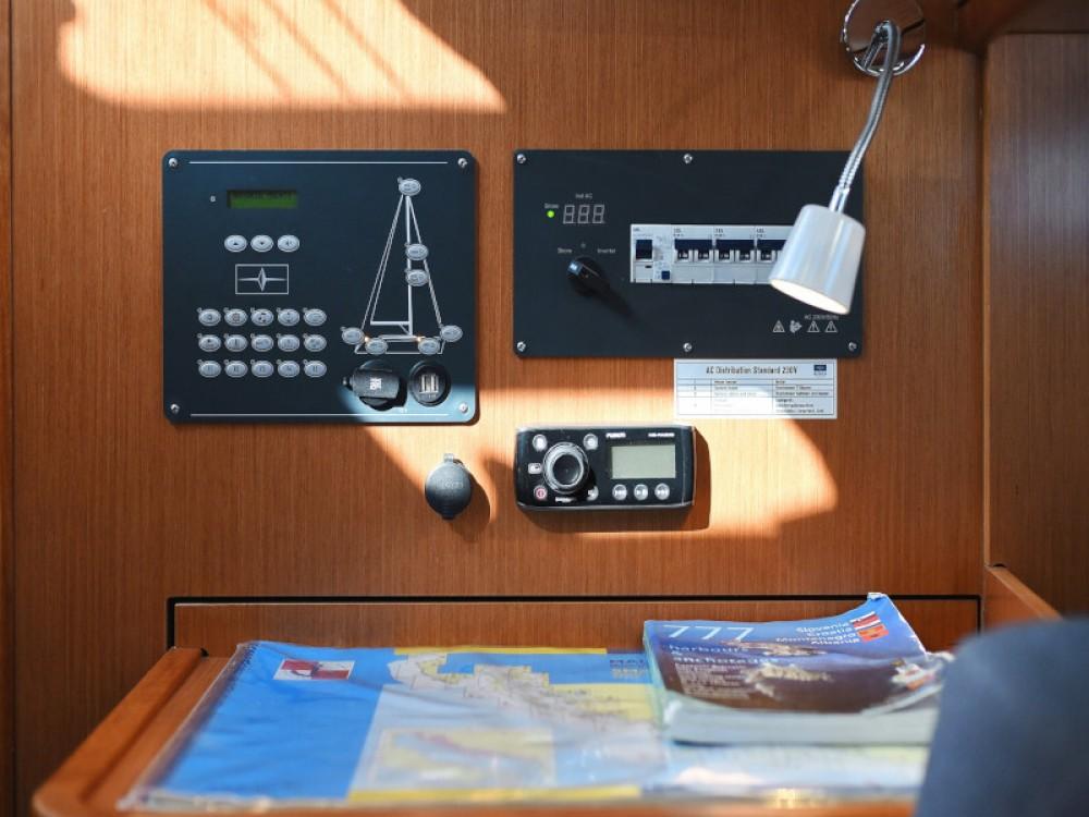Bavaria Bavaria Cruiser 37 between personal and professional D-Marin Borik