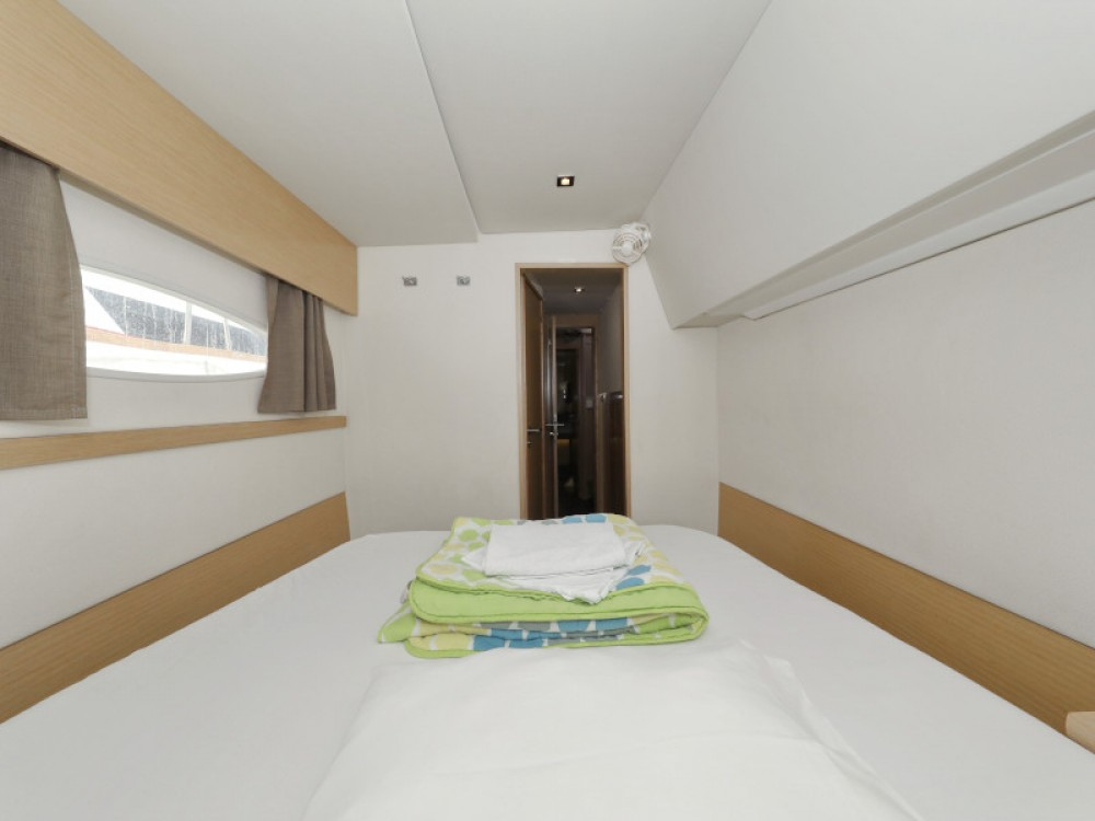 Hire Catamaran with or without skipper Fountaine Pajot Marina Zadar