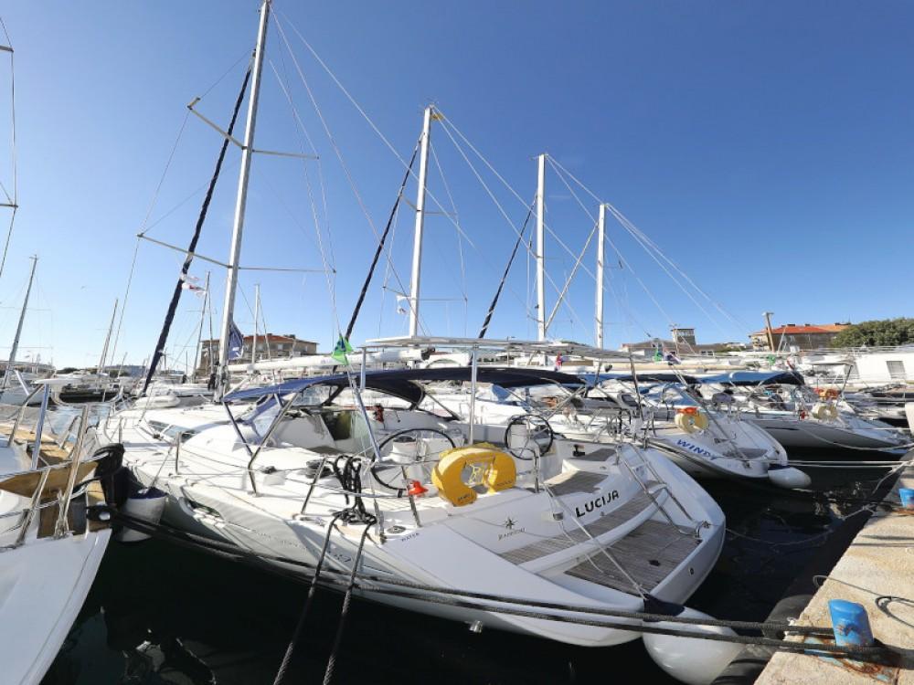 Rental yacht Marina Zadar - Jeanneau Sun Odyssey 39i on SamBoat