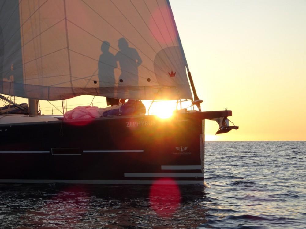Boat rental Primošten cheap Dufour 520 GL(owner version)