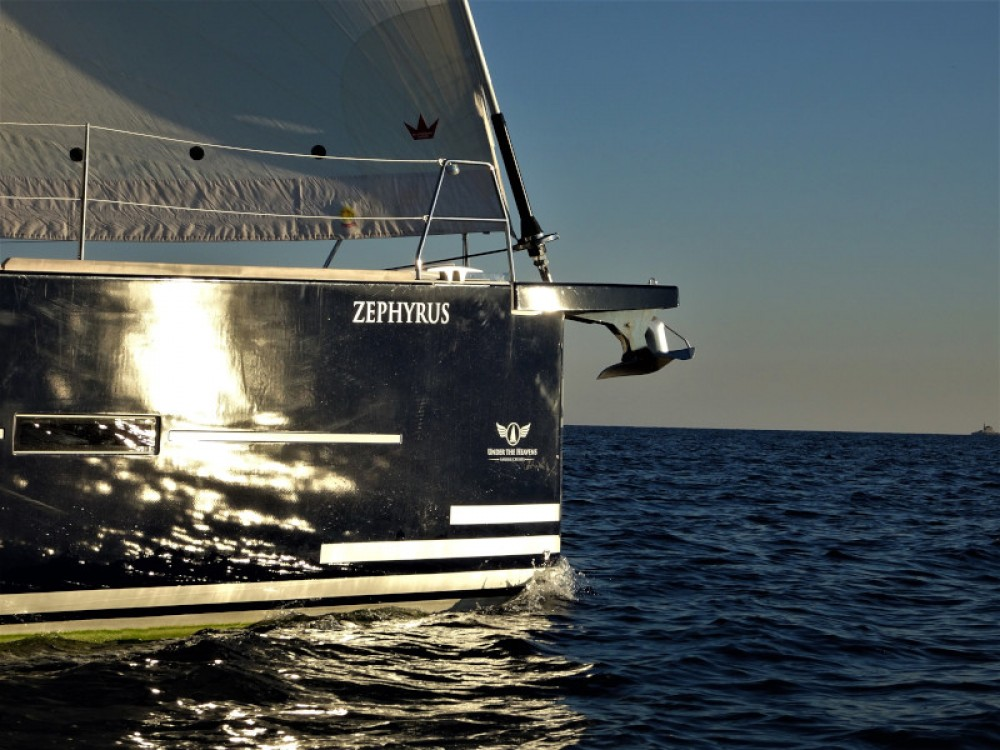Hire Sailboat with or without skipper Dufour Primošten