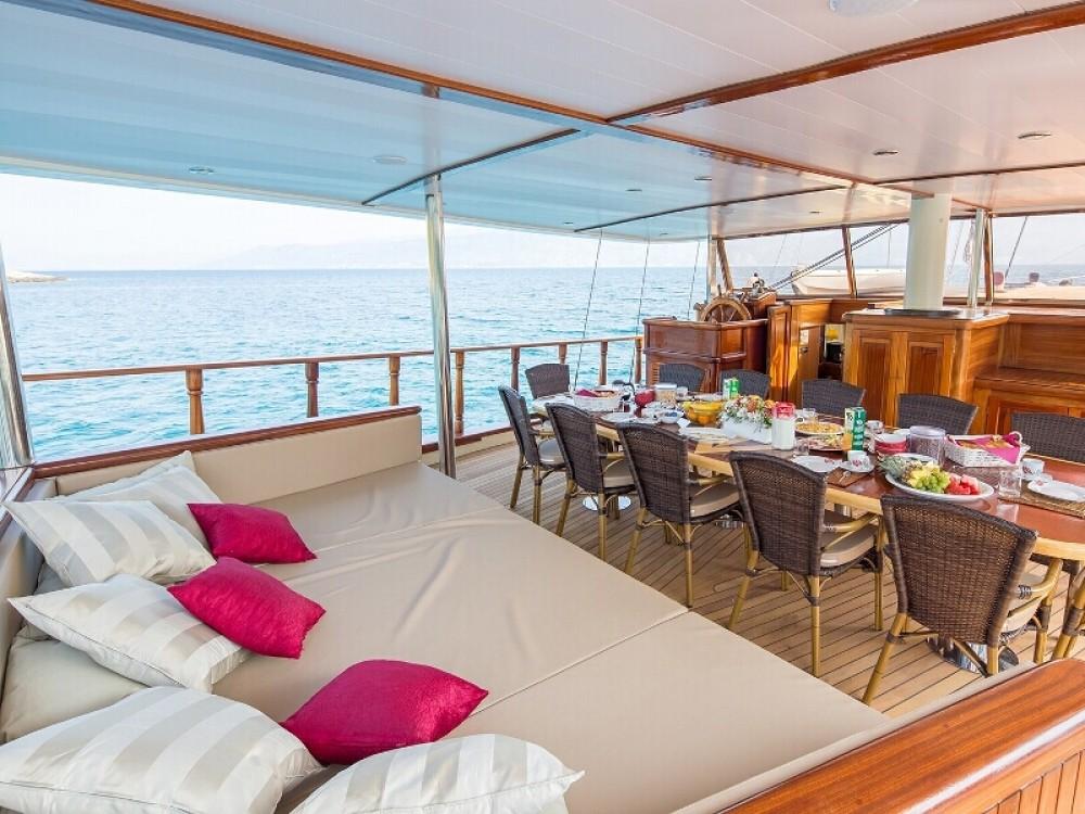 Boat rental Spalato cheap Gulet 14-6