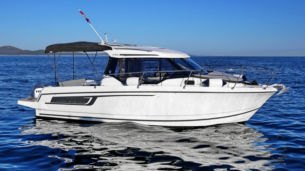 Boat rental  cheap Merry Fisher 795