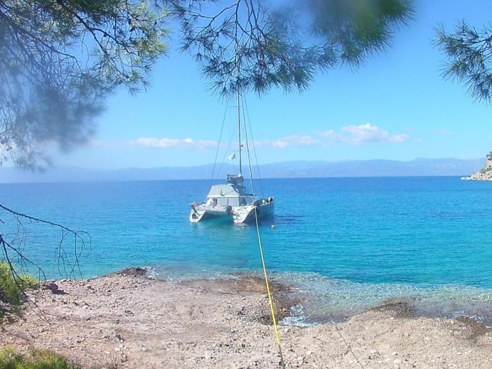 Rent a Lagoon Lagoon 500 Álimos