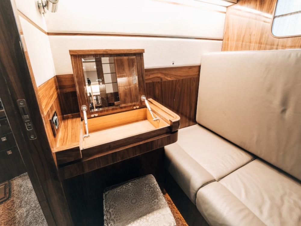Boat rental Marina Baotić cheap Elegance 60 Fly
