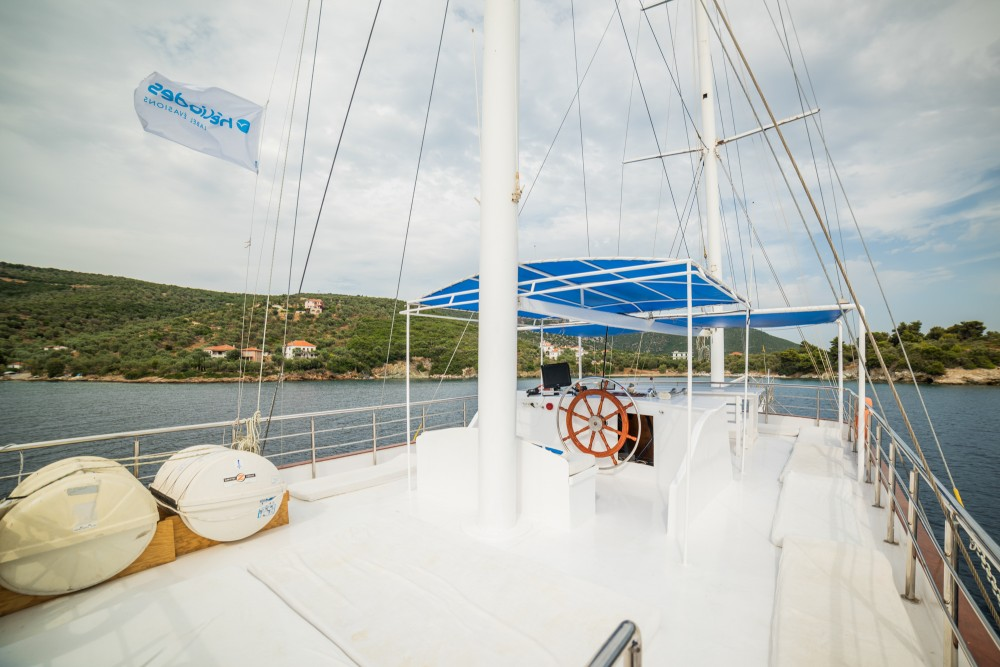 Rental yacht  -  Gulet Eros on SamBoat