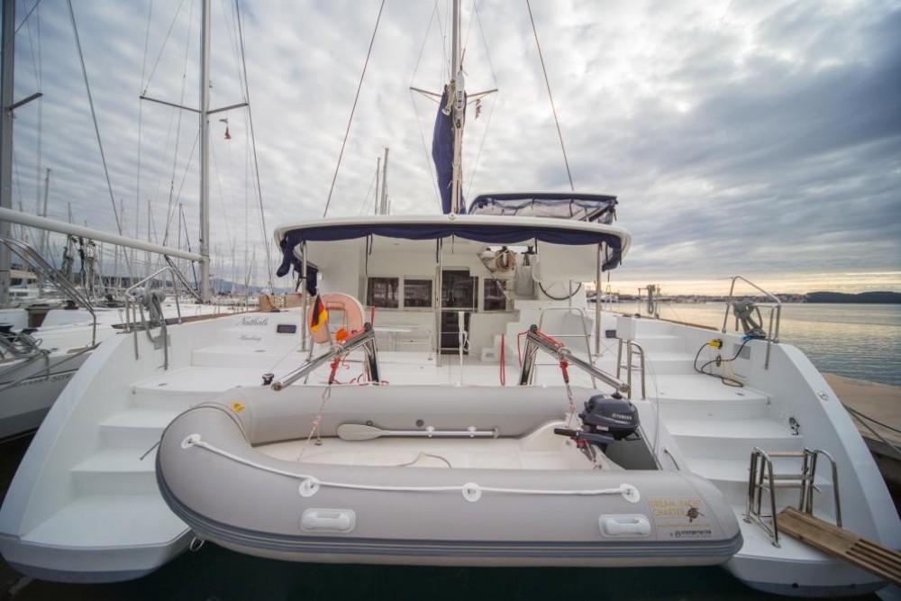 Boat rental Lagoon Lagoon 450 in Traù on Samboat