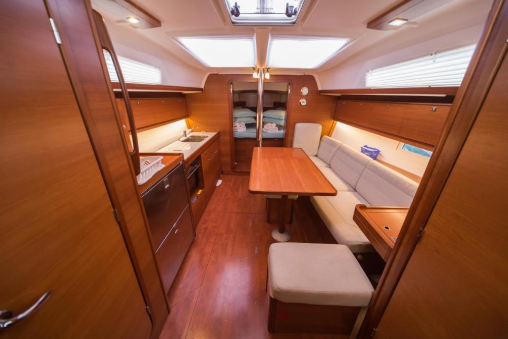 Dufour Dufour 382 Grand Large between personal and professional Trogir