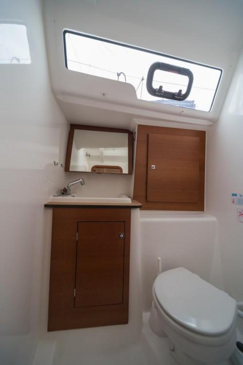 Rental yacht Trogir - Dufour Dufour 382 Grand Large on SamBoat