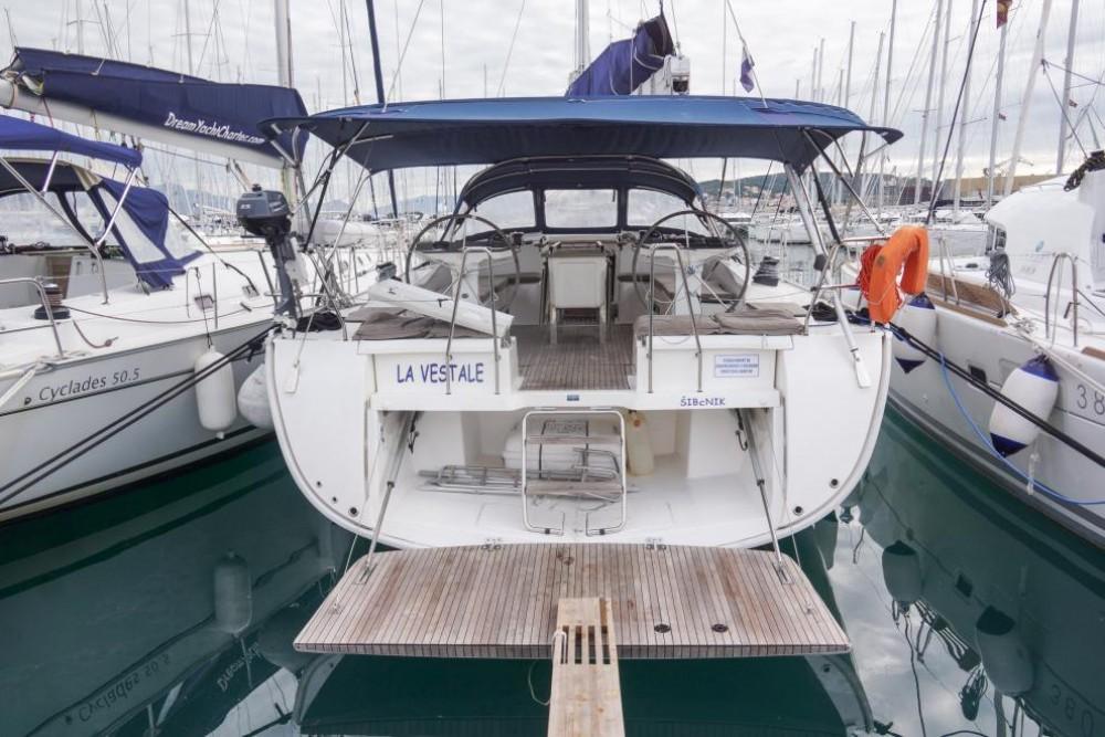 Boat rental Trogir cheap Bavaria Cruiser 56