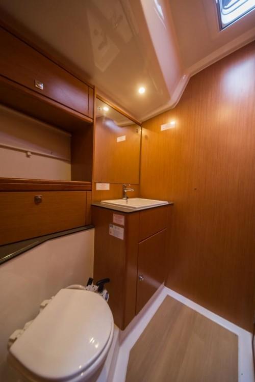 Bavaria Bavaria Cruiser 56 between personal and professional Trogir